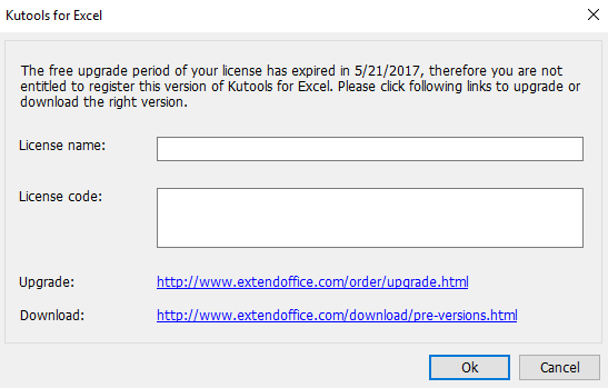 kutools for excel 16 license key